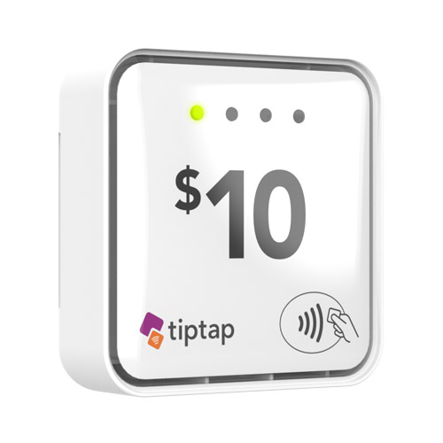 tiptap $10 Touchless Payment Device