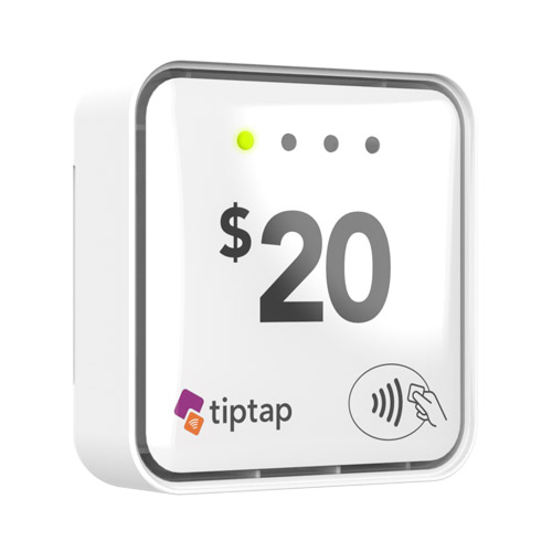 tiptap $20 Touchless Payment Device